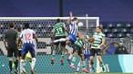 Sporting invicto arranca empate no Dragão e tem o título na mão