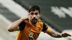 Wolverhampton empata em Newcastle com golo de português Rúben Neves