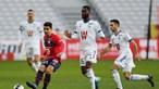 José Fonte marca no empate do líder Lille com o Estrasburgo
