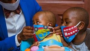 Mais de 16 milhões de crianças falharam vacinação do sarampo em África