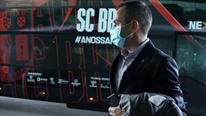 Casa de presidente do Sp. Braga António Salvador vandalizada