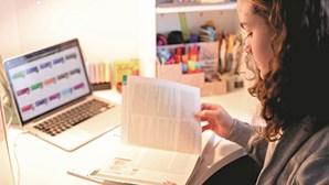 Governo esclarece que alunos do 11.º e 12.º tiveram menos aulas 'online' do que média da OCDE