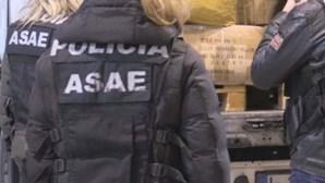 ASAE apreende 34 mil artigos falsificados em buscas na Póvoa de Varzim