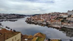 Situação no rio Douro no Porto está controlada e não é preocupante