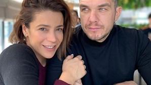 """Filho de Rita Ferro Rodrigues e Ben continua internado no hospital: """"Um dia de cada vez"""""""