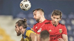 Águia voa para a final da Taça de Portugal