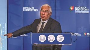 Empresas terão 4,6 mil milhões sem contar apoios indiretos e contratos, garante António Costa