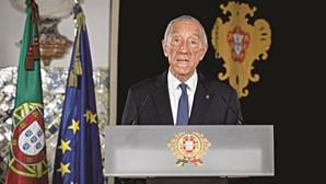 Marcelo propõe renovar Estado de Emergência e quer desconfinamento planeado por fases