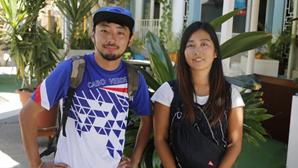Casal japonês de lua-de-mel retido há um ano em Cabo Verde devido à Covid-19