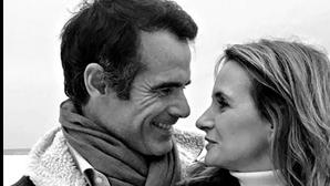 """Anna Westerlund assinala aniversário de Pedro Lima: """"Sempre pensámos casar quando fizesses 50 anos"""""""