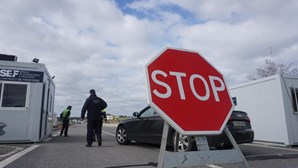 Espanha prolonga até 1 de maio controlo na fronteira com Portugal