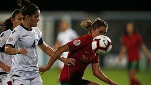 """Carolina Mendes diz que Portugal precisa da sua """"melhor versão"""" para ganhar no apuramento para o Europeu de 2022"""
