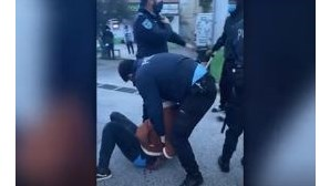 Confrontos com a PSP no bairro das Galinheiras em Lisboa por violação de confinamento. Há um detido