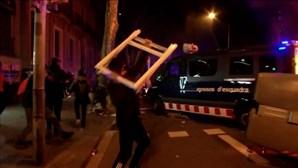 Violência em marchas pela liberdade do rapper Hasél