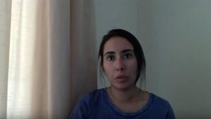 """ONG apelam à ONU para agir no caso da princesa Latifa """"refém"""" no Dubai"""
