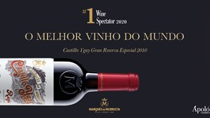 O melhor vinho do mundo 2020 para a Wine Spectator, disponível nos Supermercados Apolónia