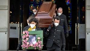 O adeus emocionado à atriz Carmen Dolores