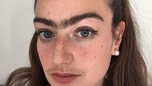 Jovem recusa fazer o buço ou arranjar sobrancelhas para desafiar padrões de beleza