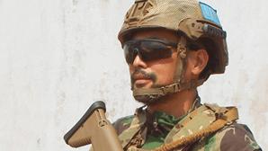 """""""A proteção da Força sempre foi a minha prioridade"""", diz tenente-coronel que lidera Capacetes Azuis na RCA"""