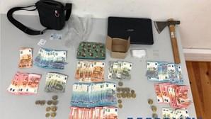 PSP trava tráfico de droga em Alfama