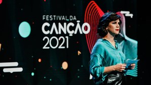Estão escolhidos os cinco primeiros temas finalistas do Festival da Canção