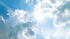 Despeça-se do guarda-chuva: Fim de semana marcado por sol e subida das temperaturas