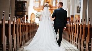 Testes Covid obrigatórios propostos para a realização de casamentos