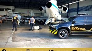 Avião com 500 quilos de cocaína: Polícia segue rasto dos passageiros para encontrar ligação a cartel