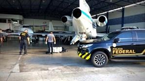 Empresa brasileira que alugou avião da droga onde viajou João Loureiro diz desconhecer todo o caso