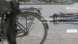 Transportes turísticos do Porto parados, mas há negócios de aluguer de bicicletas