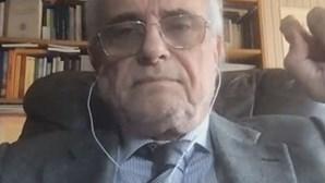 "Germano de Sousa sobre testes alargados à Covid-19: ""Está tudo pronto para arrancar"""