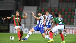 FC Porto reverte resultado e vence Marítimo já no tempo de descontos