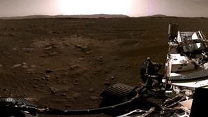 Rover 'Perseverance' da NASA gravou o som da brisa em Marte