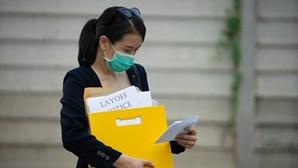 Lay-off limitou impacto no número de desempregados em 2020, diz o INE