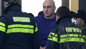 Detido principal líder da oposição na Geórgia em operação policial