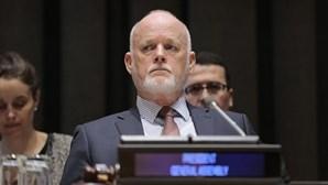 Enviado da ONU diz que só quem não tem vergonha pode negar situação climática atual