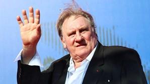 Ator francês Gérard Depardieu indiciado por violação e agressão sexual