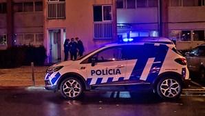 Patrulha da PSP atacada a tiro no Seixal