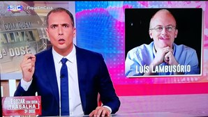 Luís Osório acusa Ricardo Araújo Pereira de se vingar na TV