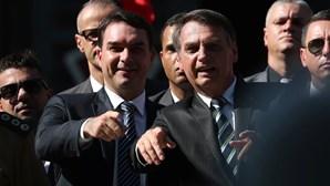 Filho do presidente brasileiro Bolsonaro salvo pela Justiça
