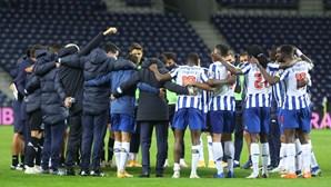 Sérgio Conceição exige vencer todos os jogos para FC Porto reconquistar título