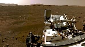 Robô em Marte converte dióxido de carbono em oxigénio
