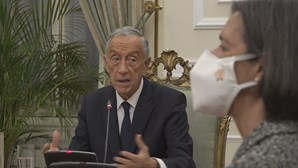 Marcelo Rebelo de Sousa quer reabrir País com desconfinamento por fases