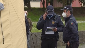 Agentes da PSP de Espinho já começaram a ser vacinados contra a Covid-19