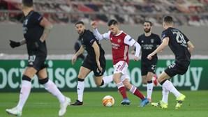 Arsenal 3-2 Benfica