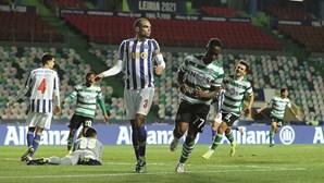 FC Porto quer travar ponta final dos leões