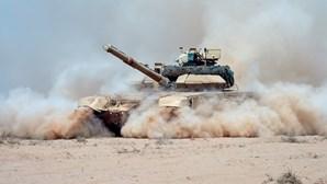 Biden ordena ataque aéreo dos EUA contra milícias apoiadas pelo Irão na Síria. 17 combatentes morreram