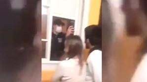 PSP identifica cinco indivíduos em festa ilegal dentro de apartamento em Loures