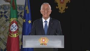 Presidente da República destaca e agradece papel de profissionais dos cuidados intensivos