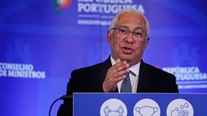 "António Costa avisa que se vive ""fase perigosa"" e de ""ilusão"""